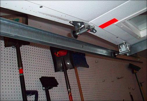 Fix Bent Track Garage Door Repair Hunters Creek Kissimmee